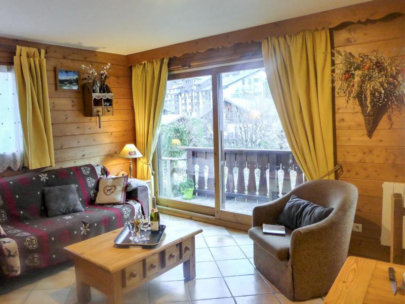 Vakantie in de bergen Appartement 3 kamers 4 personen (1) - Le Krystor - Chamonix