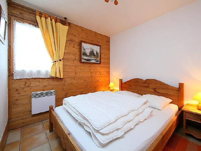 Vakantie in de bergen Appartement 3 kamers 4 personen (1) - Le Krystor - Chamonix - Verblijf