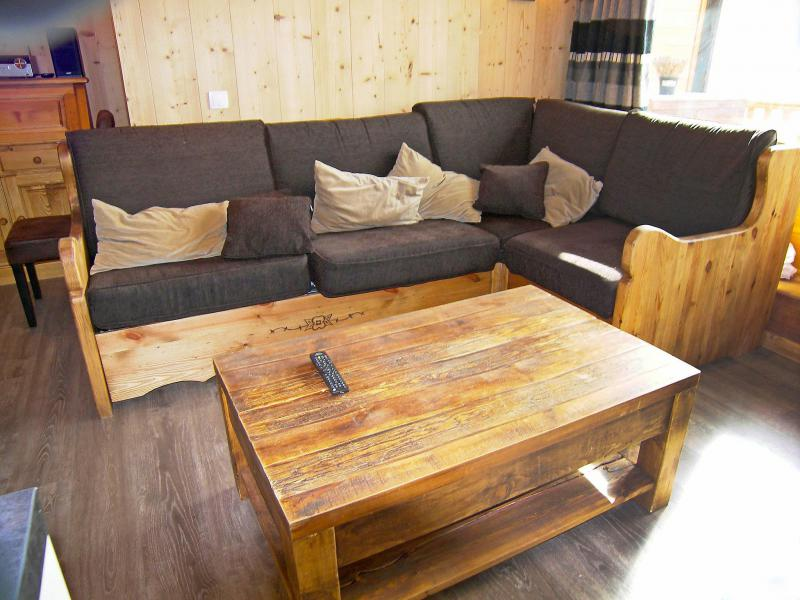 Holiday in mountain resort 3 room apartment 8 people (3) - Le Lac Blanc - Val Thorens - Accommodation