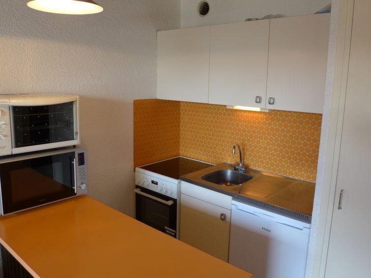 Vakantie in de bergen Appartement 1 kamers 4 personen (1) - Le Lac Blanc - Val Thorens - Verblijf