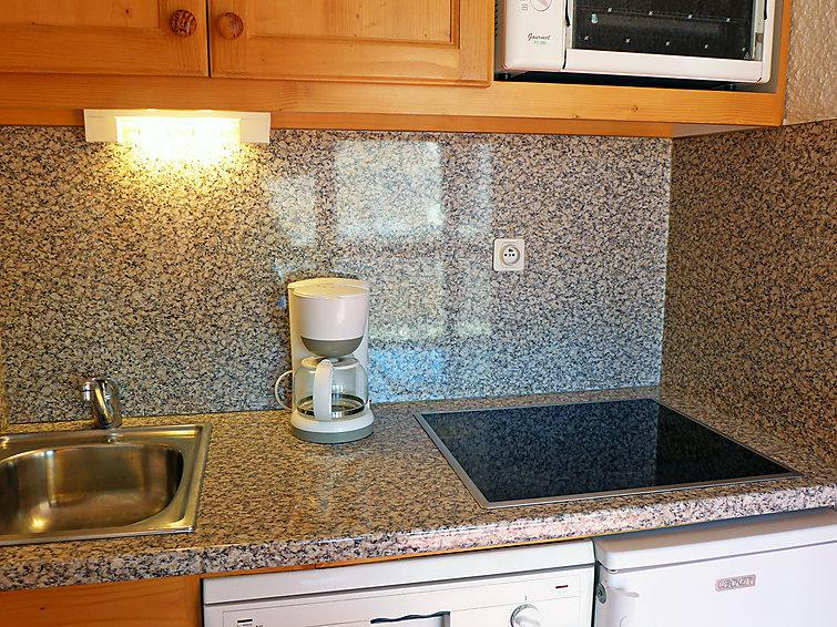Holiday in mountain resort 2 room apartment 6 people (2) - Le Lac du Lou - Val Thorens - Accommodation