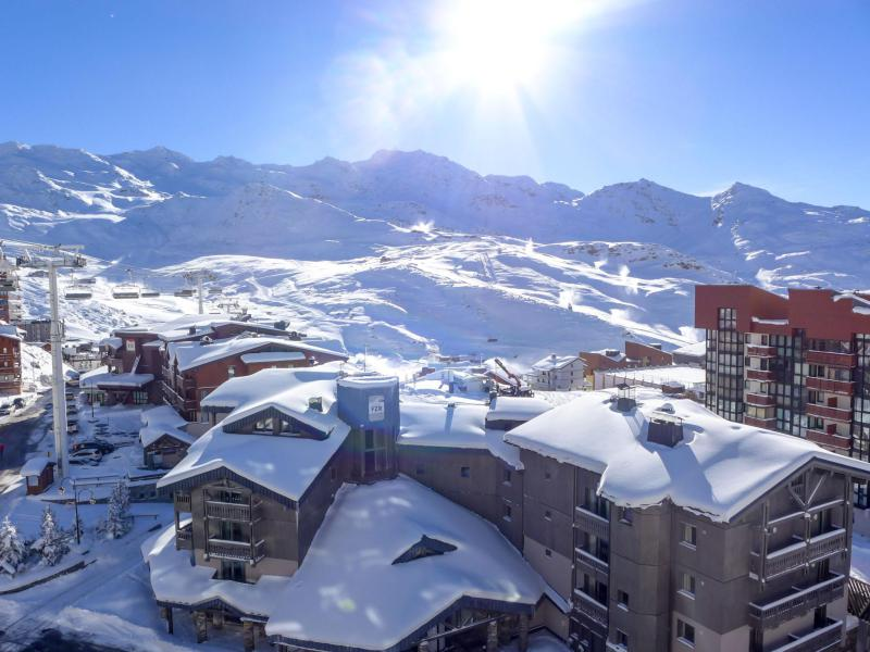 Holiday in mountain resort 2 room apartment 6 people (3) - Le Lac du Lou - Val Thorens - Accommodation