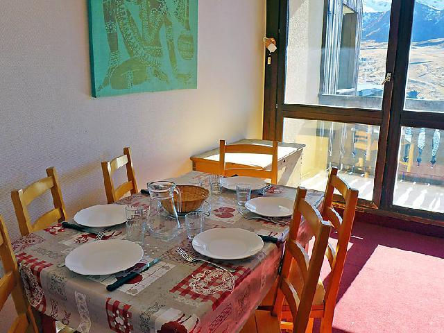 Vakantie in de bergen Appartement 2 kamers 6 personen (2) - Le Lac du Lou - Val Thorens - Verblijf