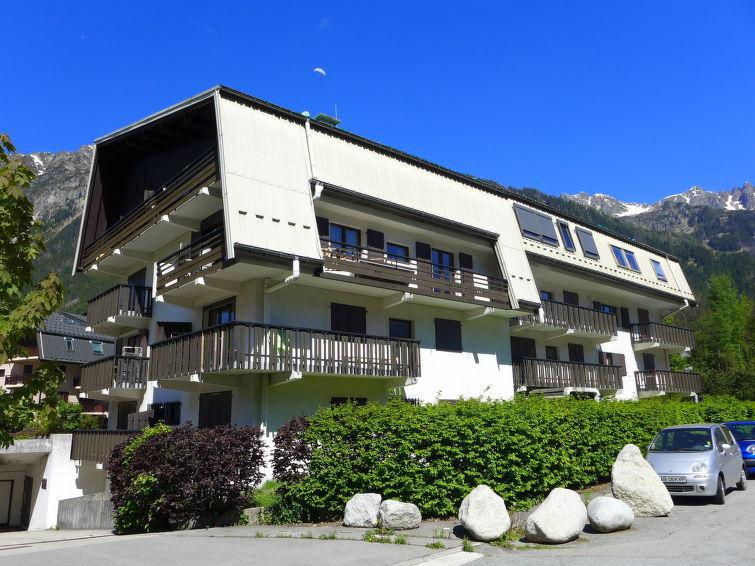 Holiday in mountain resort 3 room apartment 6 people (3) - Le Lyret 1 et 2 - Chamonix - Summer outside