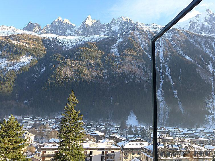 Holiday in mountain resort 2 room apartment 4 people (3) - Le Majestic - Chamonix - Accommodation