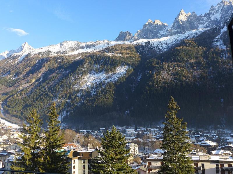 Vakantie in de bergen Appartement 2 kamers 4 personen (3) - Le Majestic - Chamonix