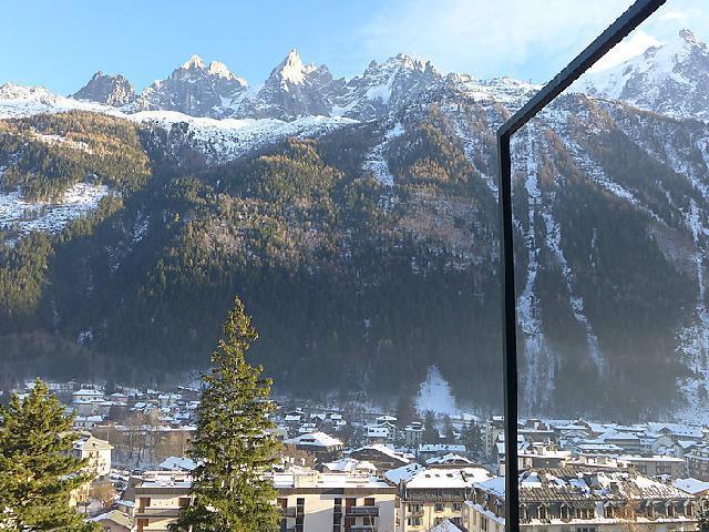 Vakantie in de bergen Appartement 2 kamers 4 personen (3) - Le Majestic - Chamonix - Verblijf