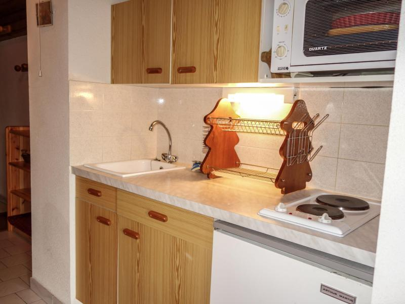 Holiday in mountain resort 2 room apartment 4 people (2) - Le Martagon - Saint Gervais - Accommodation