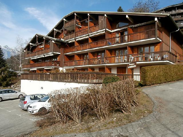Holiday in mountain resort 4 room apartment 8 people (1) - Le Martagon - Saint Gervais - Summer outside