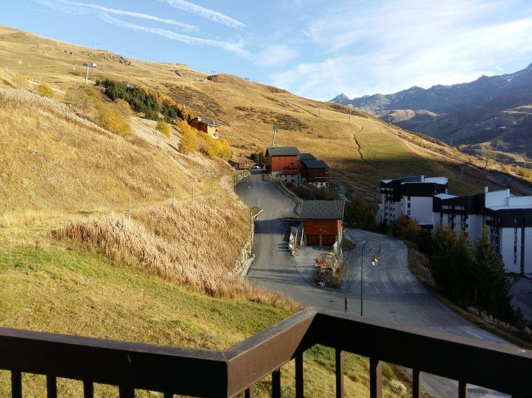Holiday in mountain resort 2 room apartment 4 people (2) - Le Médian - Les Menuires - Accommodation