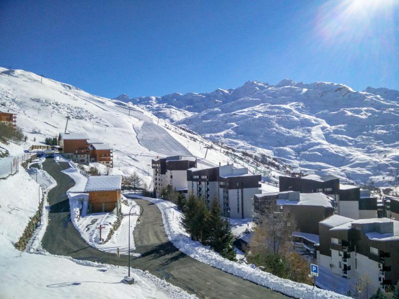 Vakantie in de bergen Appartement 2 kamers 4 personen (2) - Le Médian - Les Menuires