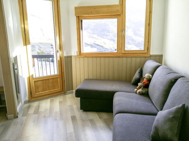Location au ski Appartement 2 pièces 4 personnes (2) - Le Médian - Les Menuires - Extérieur été