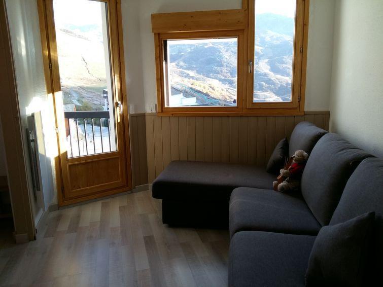 Vakantie in de bergen Appartement 2 kamers 4 personen (2) - Le Médian - Les Menuires - Verblijf