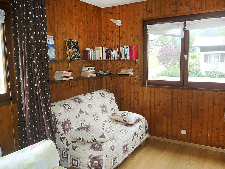 Holiday in mountain resort 1 room apartment 4 people (1) - Le Miage - Chamonix - Accommodation