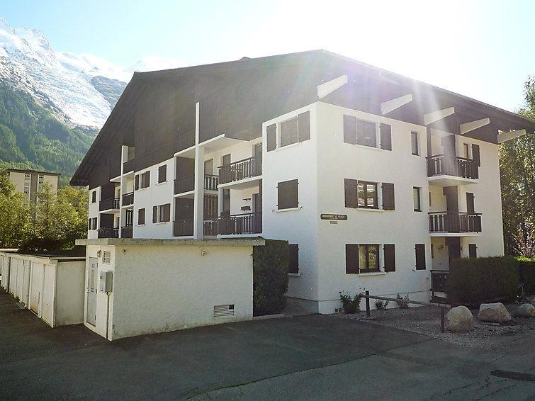 Holiday in mountain resort 1 room apartment 4 people (1) - Le Miage - Chamonix - Summer outside
