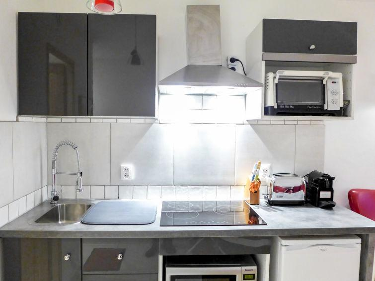 Holiday in mountain resort 1 room apartment 2 people (9) - Le Mummery - Chamonix - Accommodation