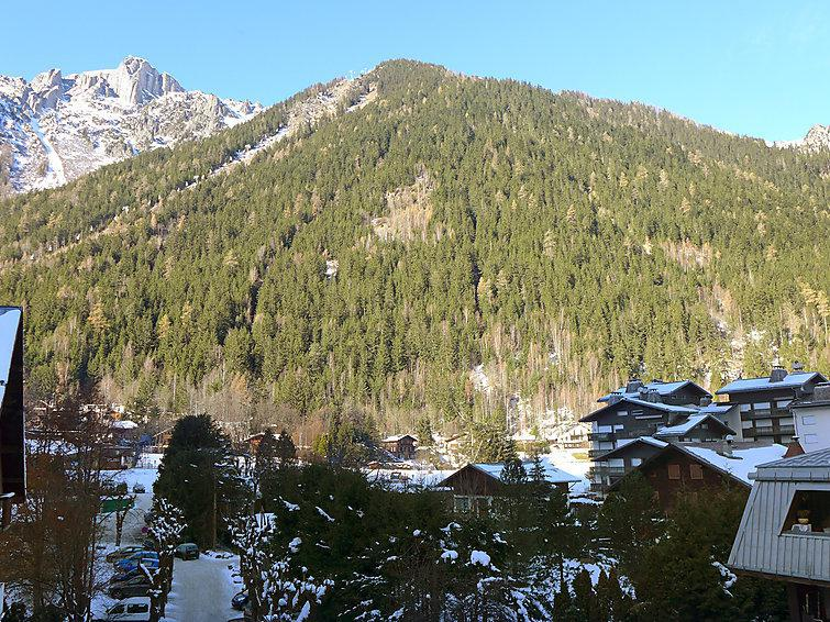 Holiday in mountain resort 2 room apartment 4 people (4) - Le Mummery - Chamonix - Accommodation