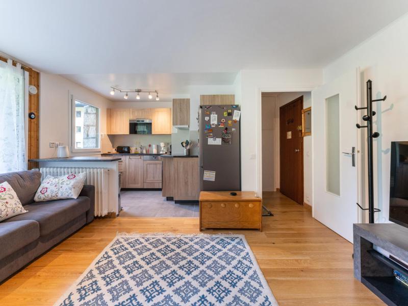 Wakacje w górach Apartament 3 pokojowy 7 osób (1) - Le Nerey - Saint Gervais