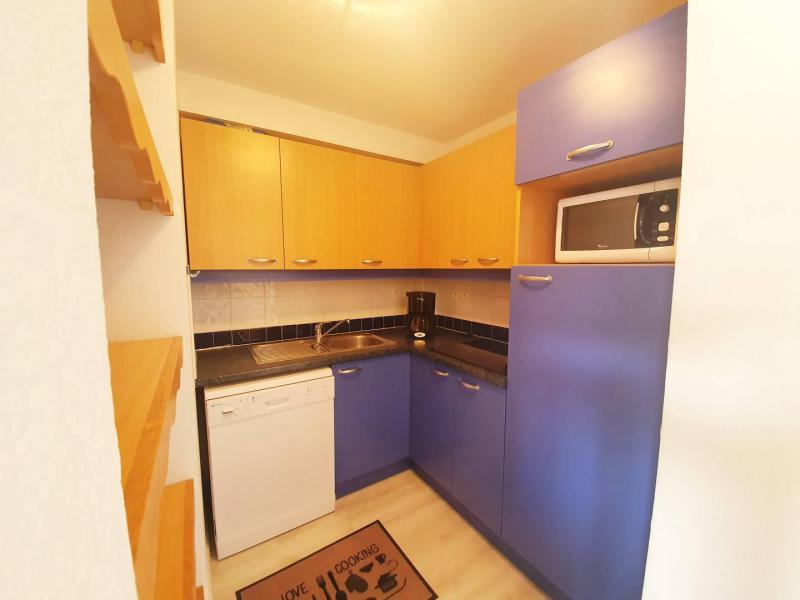 Wakacje w górach Apartament 2 pokojowy z alkową 6 osób (PDA04) - Le Parc des Airelles - Les Orres