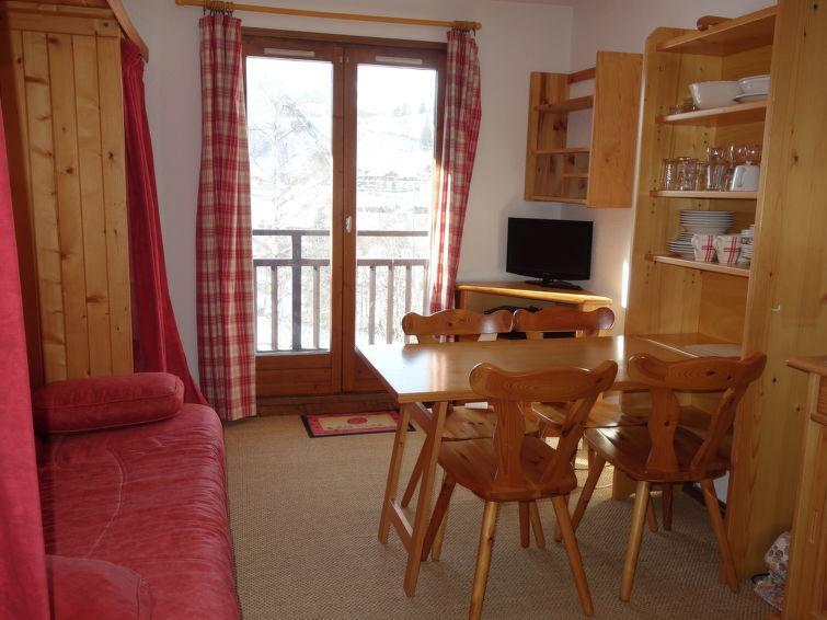 Аренда на лыжном курорте Апартаменты 1 комнат 3 чел. (1) - Le Petit Sapin - Megève - летом под открытым небом