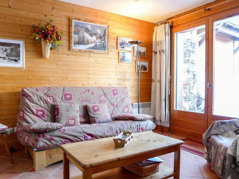 Wakacje w górach Apartament 3 pokojowy 5 osób (1) - Le Plan des Reines - Chamonix - Zakwaterowanie
