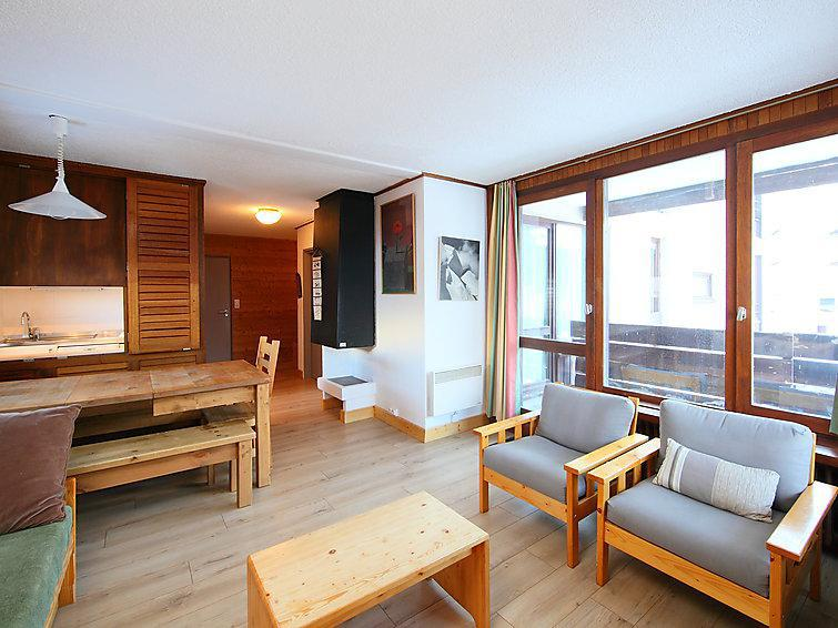 Holiday in mountain resort 3 room apartment 6 people (8) - Le Pramecou - Tignes - Accommodation