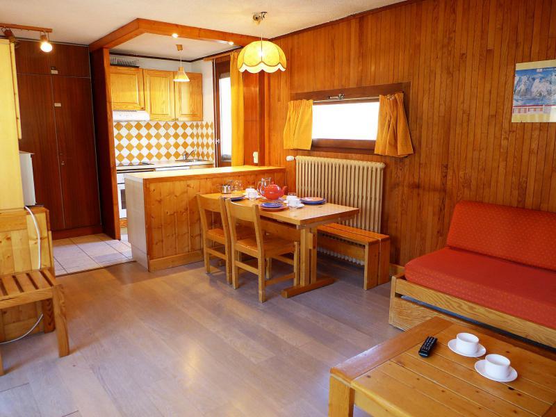 Vakantie in de bergen Appartement 2 kamers 6 personen (3) - Le Pramecou - Tignes
