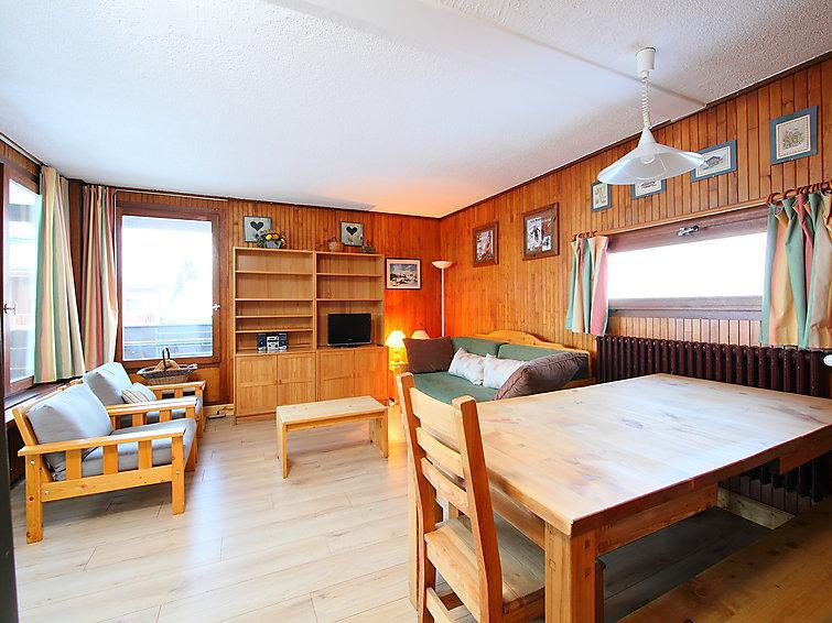 Holiday in mountain resort 3 room apartment 6 people (8) - Le Pramecou - Tignes - Summer outside