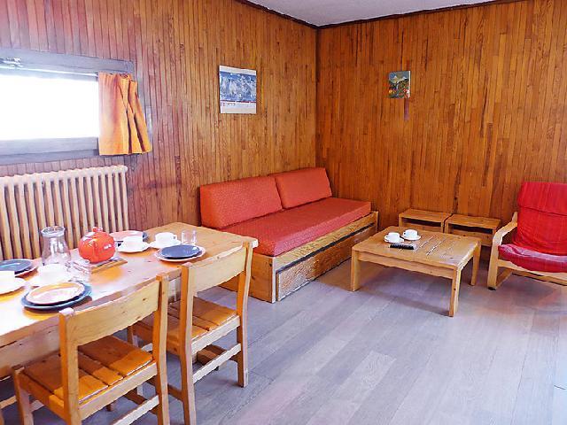 Vakantie in de bergen Appartement 2 kamers 6 personen (3) - Le Pramecou - Tignes - Verblijf