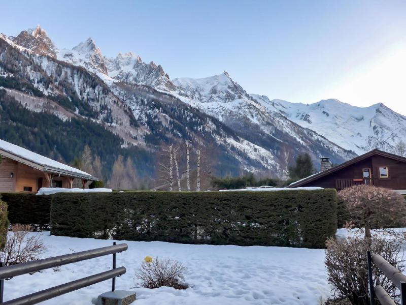 Vakantie in de bergen Appartement 1 kamers 2 personen (2) - Le Pramouny - Chamonix