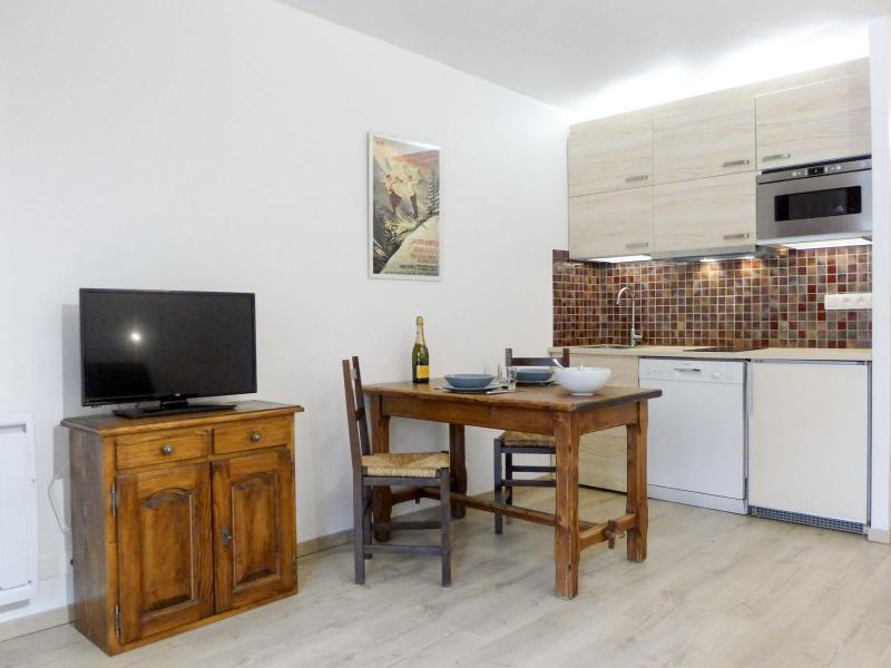 Vakantie in de bergen Appartement 1 kamers 2 personen (2) - Le Pramouny - Chamonix - Verblijf