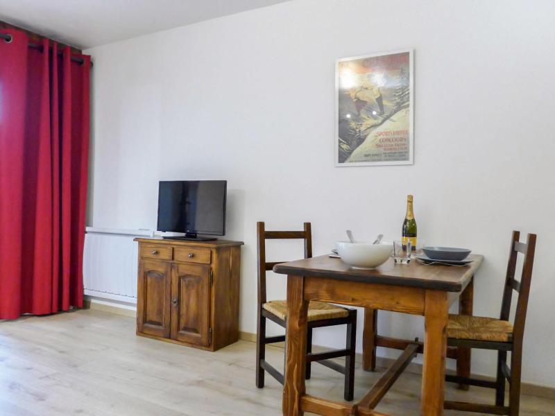 Vakantie in de bergen Appartement 1 kamers 2 personen (2) - Le Pramouny - Chamonix - Tafel