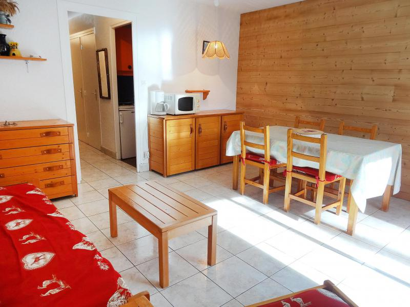 Holiday in mountain resort 1 room apartment 4 people (1) - Le Prapelier - Les 2 Alpes - Accommodation