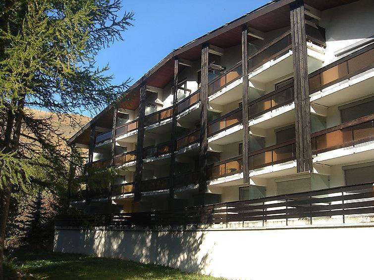 Holiday in mountain resort 1 room apartment 4 people (1) - Le Prapelier - Les 2 Alpes - Summer outside