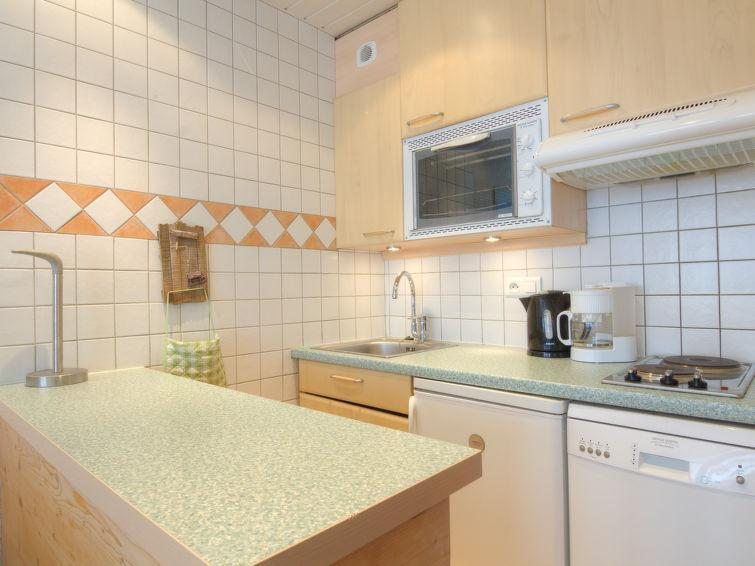 Holiday in mountain resort 1 room apartment 4 people (9) - Le Prariond - Tignes - Accommodation
