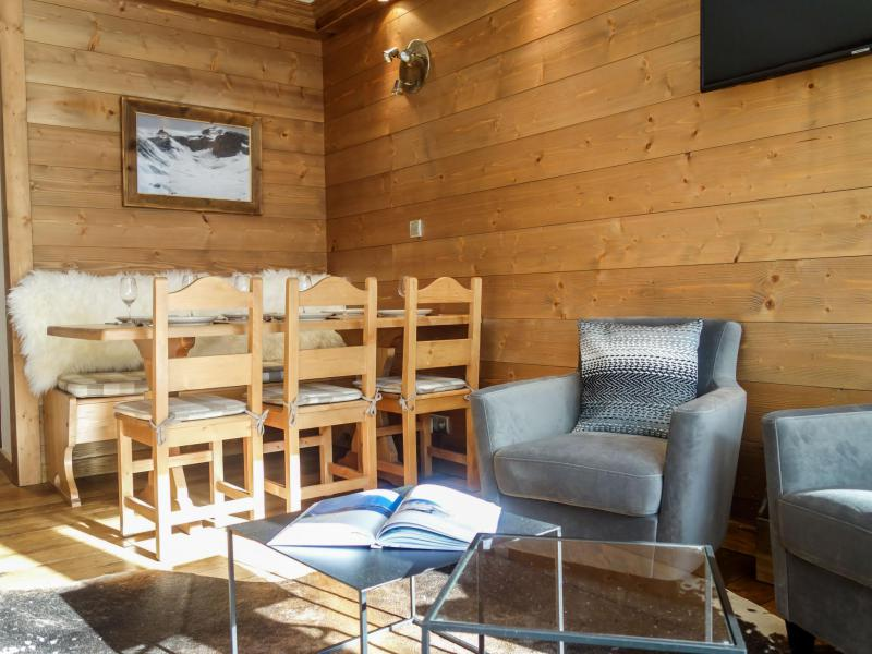 Holiday in mountain resort 3 room apartment 6 people (10) - Le Prariond - Tignes - Table