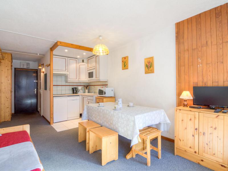 Vakantie in de bergen Appartement 1 kamers 4 personen (4) - Le Prariond - Tignes