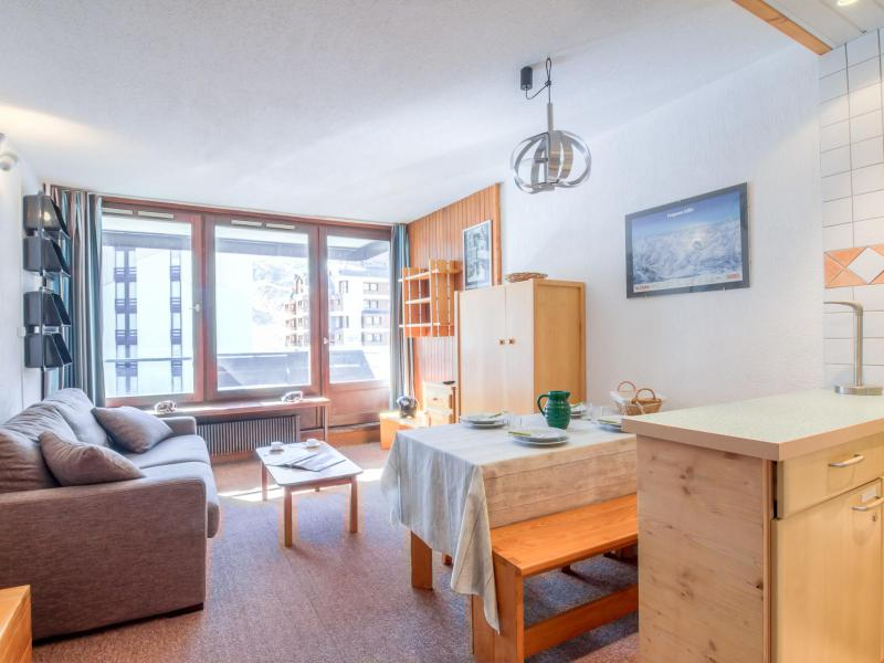 Holiday in mountain resort 1 room apartment 4 people (9) - Le Prariond - Tignes - Summer outside