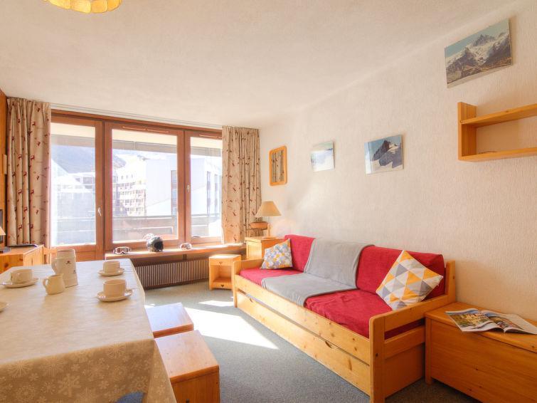 Vakantie in de bergen Appartement 1 kamers 4 personen (4) - Le Prariond - Tignes - Verblijf