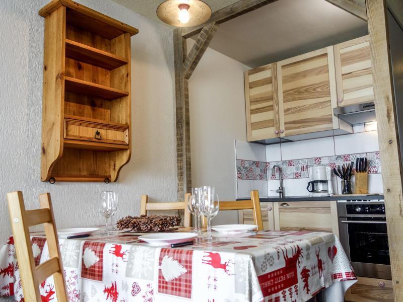 Vakantie in de bergen Appartement 1 kamers 4 personen (6) - Le Prariond - Tignes - Verblijf