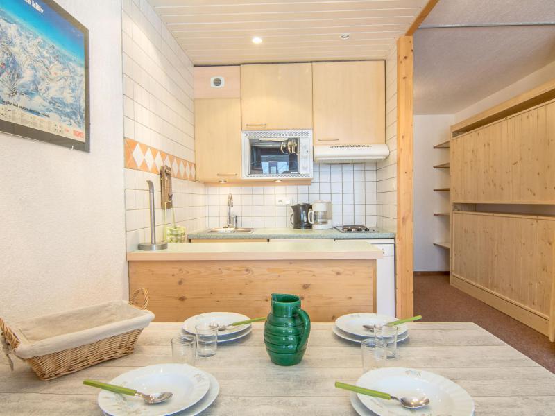 Vakantie in de bergen Appartement 1 kamers 4 personen (9) - Le Prariond - Tignes - Verblijf