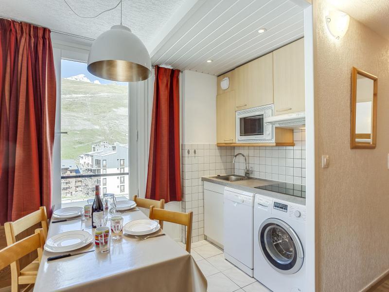 Vakantie in de bergen Appartement 2 kamers 6 personen (11) - Le Prariond - Tignes - Verblijf