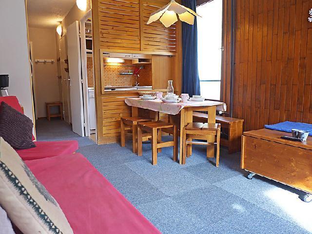 Vakantie in de bergen Appartement 2 kamers 6 personen (7) - Le Prariond - Tignes - Verblijf