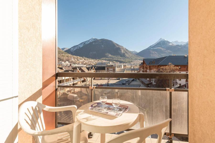 Vacances en montagne Studio coin montagne 6 personnes (406) - Le Relais de la Guisane A - Serre Chevalier
