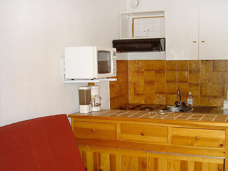 Holiday in mountain resort 1 room apartment 2 people (1) - Le Sapin - Megève - Accommodation