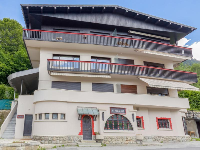 Location au ski Appartement 3 pièces 4 personnes (1) - Le Sarto - Saint Gervais - Extérieur été
