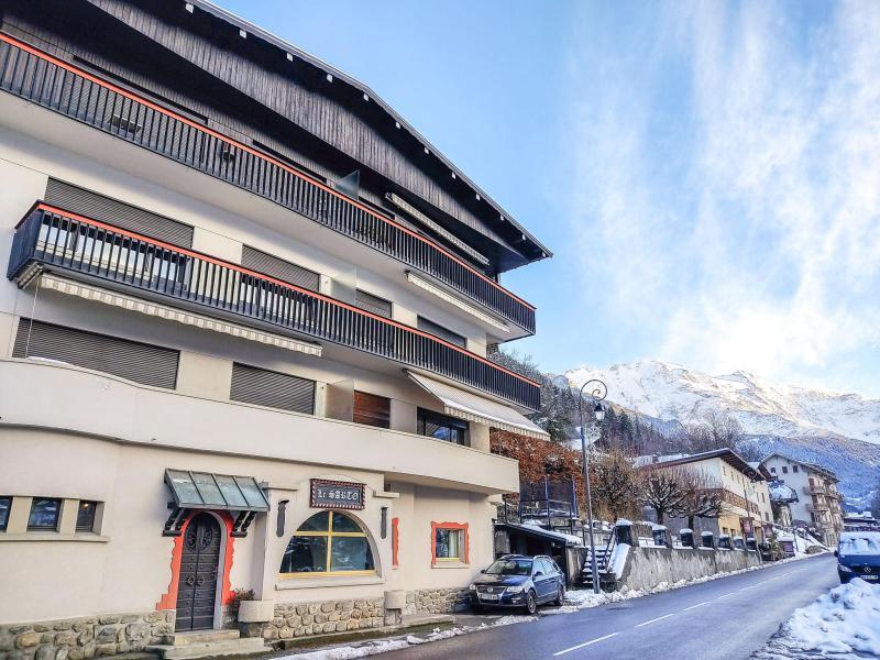 Wakacje w górach Apartament 3 pokojowy 4 osób (1) - Le Sarto - Saint Gervais