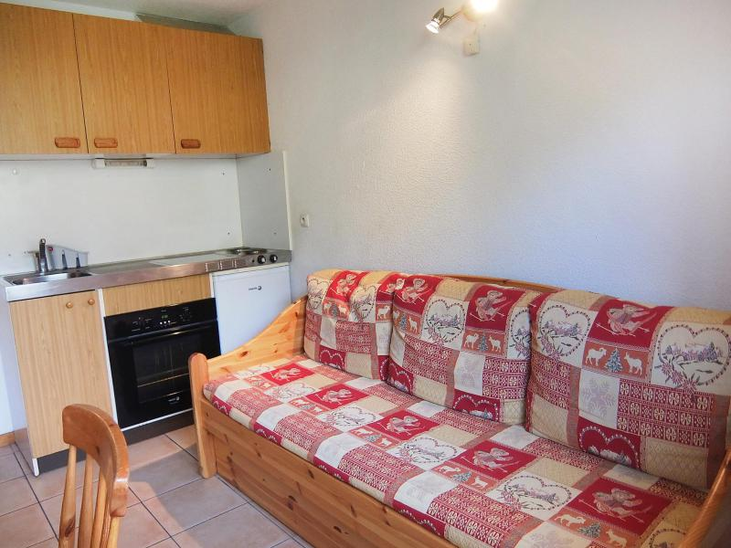 Holiday in mountain resort 1 room apartment 3 people (1) - Le Sarvan - Les Menuires - Accommodation