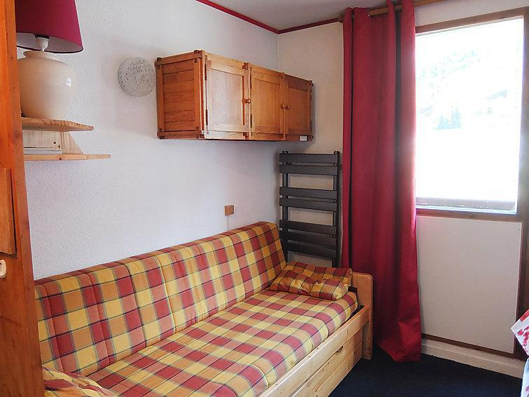 Holiday in mountain resort 1 room apartment 3 people (3) - Le Sarvan - Les Menuires - Accommodation