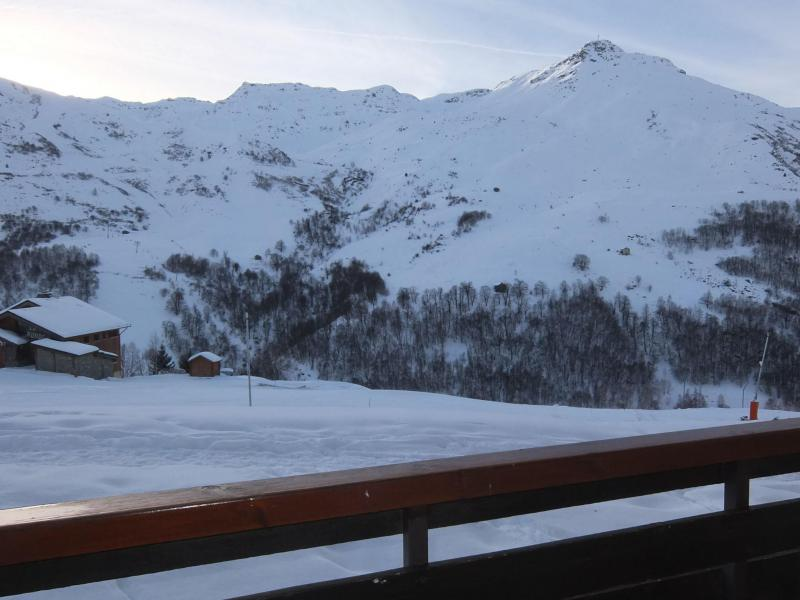 Holiday in mountain resort 1 room apartment 4 people (14) - Le Sarvan - Les Menuires - Accommodation